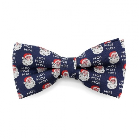 Jolly Father Christmas Bow Tie